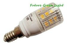 E14 24 SMD LED 3.8W DIMMABLE WARM WHITE 350LM / WHITE 370LM BULB WITH COVER ~50W