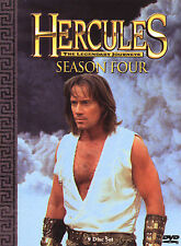 Hercules: The Legendary Journeys - Season 4 (DVD, 2004)