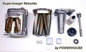 Jaguar XJR XKR Eaton 4.0 M112 Supercharger Rebuild Service