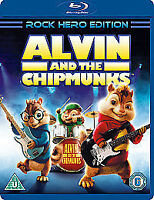 Alvin and the Chipmunks  ~ Blu-ray  Rock Hero Edition