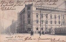 MEXICO - Mexico City - Correo Nuevo y Mineria 1906
