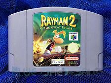 Rayman 2: The Great Escape (Nintendo 64, 1999)