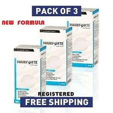 HAIRFORTE MEN 3 BOXES PROCAPIL HAIR CARE LOSS DHT BLOCKER LOTION EXP:2023