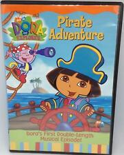 Dora the Explorer - Pirate Adventure (DVD, 2004)
