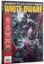 White Dwarf Magazine October 2019 NEW
