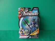 "Marvel Avengers Skrull Soldier 3.75""in Figure w/Double-Blade Axe!! 2011 Hasbro"