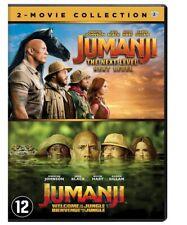 Es Jumanji Next Level + Welcome to the jungle [DVD] - nuevo