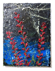 "David Padworny  Oilpainting "" Untitled nn61 """