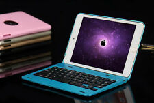For iPad Mini 1 2 3 4 Case Stand Cover Foldable Wireless Bluetooth Keyboard Flip