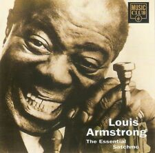 Louis Armstrong - The Essential Satchmo (CD 1992) 18 Track Compilation