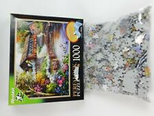 Country Thoroughfare 1000 Piece Wrebbit JIGSAW PUZZLE 100% COMPLETE