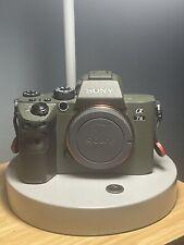 Sony a7 III 24.2 MP Mirrorless Digital Camera - Black (Body Only) + Skin