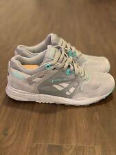 9900cb89084 Reebok Ventilator Hexalite Suede Leather Sneakers Shoes Men s Size 10
