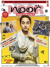 NOOR (2017) SONAKSHI SINHA, KANAN GILL - BOLLYWOOD HINDI DVD