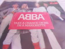 """7""""  Abba: Take A Chance On Me  **********"""
