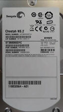 "Seagate Cheetah ST3600002FC 600GB 10K FC HDD Cache Fibre Channel 3.5"" Hard Disk"