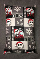 "Beautiful Handmade Nightmare Before Christmas Accent - Throw Pillow  13"" x 10"""