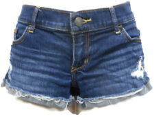Women's Gilly Hicks Cheeky Stretch Denim Shorts Size 2 Regular