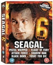 Seagal Collection 5051159923448 DVD Region 2 P H