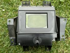 1995-2001 FORD EXPLORER MOUNTAINEER CENTER CONSOLE INFO SCREEN OEM