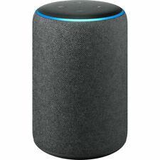 Amazon B0794W1SKP Echo Plus 2nd Generation Home Speaker with Alexa - Charcoal