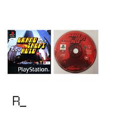 Grand Theft Auto con mapas PS1