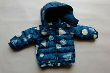 Chaqueta PUMA Jacket Bebe Niño Minicats Acolchado Jacket Azul Talla 12 Mes