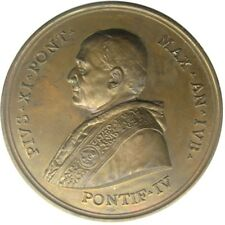 MEDAL - Pius XI year IV of 1925 - Canonization in Holy Year - bronze - RARE UNC