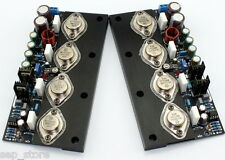 Assembled  20W NO feedback full DC Pure Class A amplifier board   R43