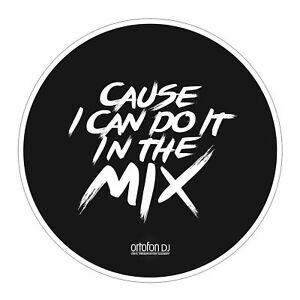 Ortofon Slipmat Mix