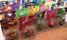 Nintendo Set AMIIBO WAVE 1, 2, 3, 4 SMASH BROS 37 AMIIBOS US VERSION 1ST RELEASE