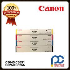 Canon NPG-45 Cyan Toner for imageRUNNER ADVANCE C5045/C5051/C5250/C5255 (2793B001)