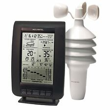 AcuRite 00634 Wireless Weather Station with Wind Sensor,weather forecast, 7 AA
