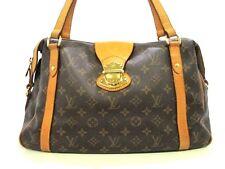 Authentic LOUIS VUITTON Stresa PM Monogram M51186 Shoulder Bag TR1100