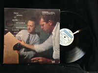 Mundell Lowe-New Music Of Alec Wilder-Riverside 12-219-DG ORIG