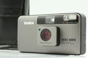 【 Exc ++++ 】 Konica Big Mini BM-201 Point & Shoot 35mm Film Camera From JAPAN 21