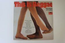 This Is Reggae ( Used / LP ) Roberto Delgado And His Orchestra ( Polydor)