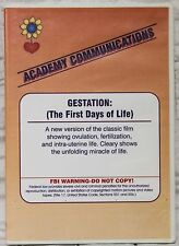 The Bradley Method Teacher's DVD Gestation First Days of Life