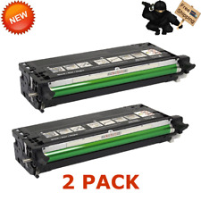 2 PK Comaptible 330-1198 3130 Black Toner Cartridge For Dell 3130 3130CN