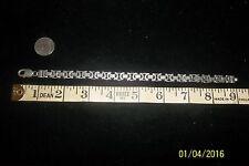 Milor Sterling Silver 925 Bracelet 8 plus