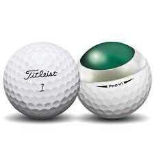 24 Titleist Pro V1 2018 Mint Used Golf Balls AAAAA - Free Dual Brush