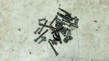 93 Yamaha YZ125 YZ 125 engine motor case bolts hardware