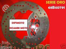 DISCO DE FRENO TRASERO BREMBO 68B40791 LAVERDA TSS 800 2013 2014 2015