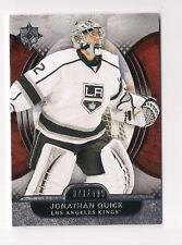 13/14 ULTIMATE KINGS JONATHAN QUICK BASE CARD #43 (#373/499)
