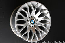 "5er BMW E60 E61 Alufelge Felge Rad Kreuzspeiche 144 wheel Jante Ruota Rueda 17 """