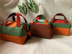 lunch box handbag  travel bag pouch Storage Bag Handbag Picnic Bag WOMEN BAG bol