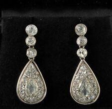 Diamond Platinum Vintage Fine Jewellery