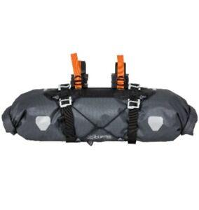 Ortlieb Waterproof Handlebar Pack Bag 15L Size M Bikepacking Touring SLATE
