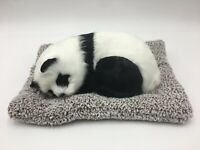 Vsing Realistic Dog Toy- Adorable Sleeping Puppy with 100% Handcrafted Panda