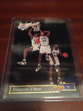 Upper Deck Shaquille O'Neal Basketball Trading Cards
